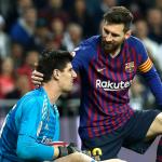 """Courtois sobre Messi: """"Es un jugador como cualquier otro""""   Sopitas"""
