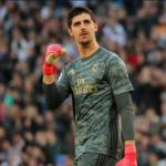 """Los paradones de Courtois le han dado ya 10 puntos al Real Madrid """"Foto: El Español"""""""