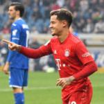 """""""Coutinho desvela dónde quiere jugar la próxima temporada. Foto: Getty Images"""""""