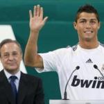 Cristiano Ronaldo y Florentino Pérez/ lainformacion.com/ EFE