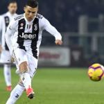 """Cristiano, el segundo peor lanzador de faltas de la Serie A """"Foto: 90minutos"""""""
