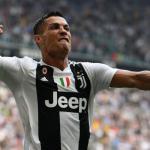 Cristiano en la Juventus / Youtube