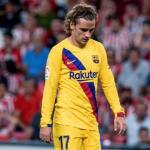 """Las desmedidas críticas a Griezmann en el Barça """"Foto: Diario P"""""""