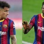 Los 4 jugadores a los que el Barça quiere dar salida - Foto: Sport