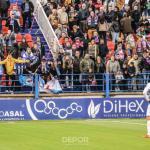 Sandro aguanta el enfado de su afición. / rcdeportivo.es