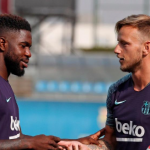 """Las cuatro ventas obligadas del Fútbol Club Barcelona """"Foto: El Desmarque"""""""
