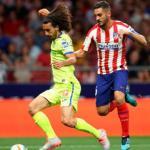 Cucurella le vendría de perlas al Atlético de Madrid