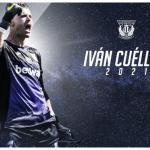 Iván 'Pichu' Cuéllar renueva con el CD Leganés hasta 2021 / CD Leganés