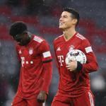 James Rodríguez deja el Bayern de Múnich y vuelve al Real Madrid (FC Bayern)
