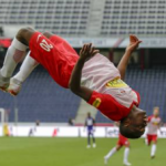 """""""Daka se postula como el sustituto de Werner en el Leipzig. Foto: Getty Images"""""""
