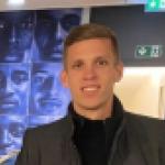 """Dani Olmo ya está en Alemania para firmar por el Lepizig. Foto: Twitter"""