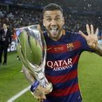 El futuro de Dani Alves debe estar lejos del FC Barcelona / FC Barcelona