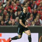 Dani Olmo a un paso del Ajax. FOTO: DINAMO ZAGREB