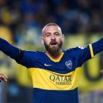 Daniele De Rossi, nuevo jugador de Boca Juniors. FOTO: BOCA JUNIORS