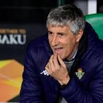 El nuevo dardo de Quique Setién a la afición del Real Betis. Foto: Marca