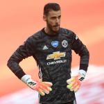 """El Manchester United le colocó un rebajado precio de salida a David de Gea """"Foto: SER"""""""