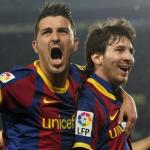 El Barça intentó el regreso de David Villa a la Liga española