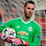 David De Gea, portero del Manchester United. Foto: TheTimes.co.uk