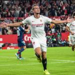 """Luuk de Jong acalla las críticas en el Sevilla FC """"Foto: Olympo Deportivo"""""""