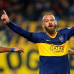 """Daniele De Rossi deja Boca y podría retirarse del fútbol """"Foto: Fichajes"""""""