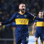 De Rossi se posiciona para entrenar a Boca Juniors / TheSun