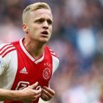 El Ajax pone fecha a la salida de Van de Beek / Twitter