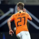 ¿Cómo y dónde jugará Frenkie de Jong en el Barça de Koeman? | FOTO: HOLANDA