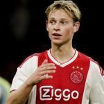 Frenkie de Jong, próximo jugador del Barcelona / UEFA