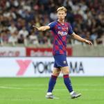 El Barça bendice la llegada de Frenkie de Jong / Twitter