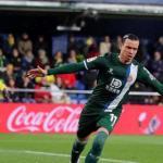 El futuro de Raúl de Tomás, pendiente del descenso del Espanyol
