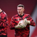 Dean Henderson pide salir del Manchester United en invierno
