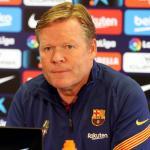 Decidido, Koeman sigue al frente del Barcelona / Elpais.com