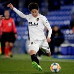Decisión tomada: Kangin Lee no quiere seguir en el Valencia / Cadenaser.com