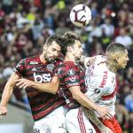 """La defensa del Flamengo firma los mejores registros de Sudamérica """"Foto: Globo"""""""