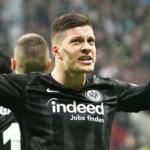 Dejan Joveljic, el nuevo Jovic que quiere el Eintracht Frankfurt / América TV.