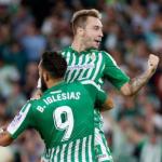 """Los goles de los delanteros del Betis: 0 puntos en 2020 """"Foto: Estadio Deportivo"""""""