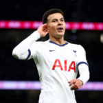 """""""El Everton, la otra opción de Dele Alli./ Foto: Getty Images"""""""