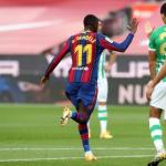 El Manchester United se olvida de Ousmane Dembélé