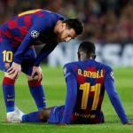 Dembélé, entre Barcelona y Catar | El País