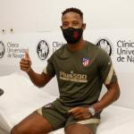 Dembélé quiere quedarse en el Atlético, pero es muy complicado / Telemadrid.es