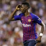 El Barcelona declara intransferible a Dembélé