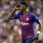 El United ofrece un cambio entre Ousmane Dembélé y Anthony Martial