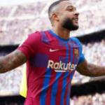 FC Barcelona: Memphis Depay, sin tercer año opcional en su contrato