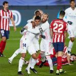 Las tres claves de la victoria del Real Madrid en el Derbi