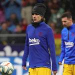 """Griezmann hace saltar las alarmas en Barcelona: se siente desplazado """"Foto: Futbolred"""""""