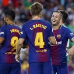 Deulofeu, durante su etapa en el Barça (FC Barcelona)