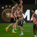 """""""Realidades contrapuestas entre el Bayern de Múnich y la selección alemana. Foto: Getty Images"""""""