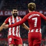 Diego Costa no reprocha a Griezmann su salida del Atlético / Eurosport.com