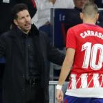 """Tres alternativas para el centro del campo del Atlético de Madrid """"Foto: AS"""""""