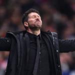 """""""En Inglaterra apuntan el nombre de un posible sustituto de Simeone. Foto: Getty Images"""""""